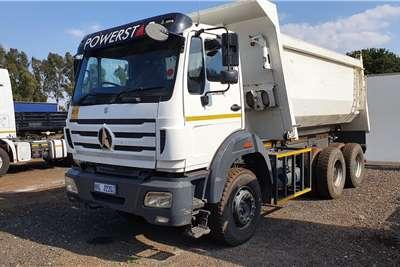 Powerstar Truck Tipping Body 2628 12 cub tipper truck 2015
