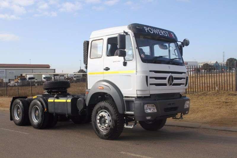 Powerstar Truck-Tractor Double axle Powerstar VX 2642S 2019