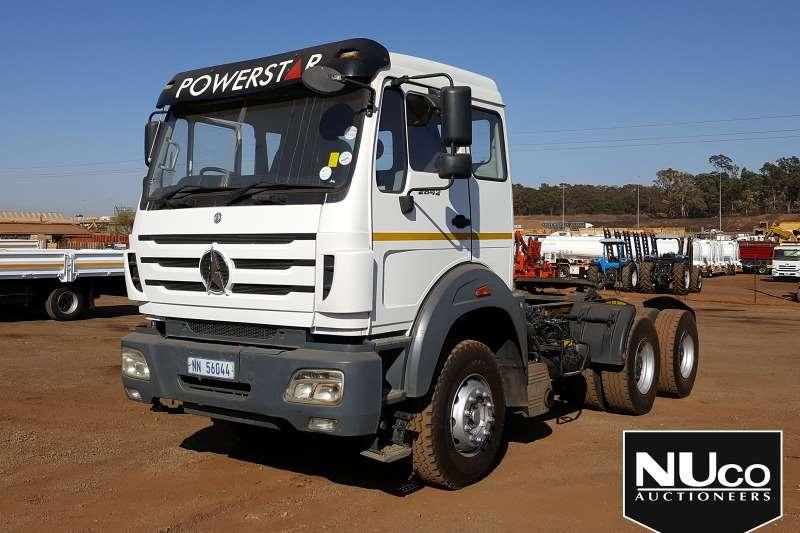 Powerstar Truck-Tractor POWERSTAR 2642 6X4 HORSE