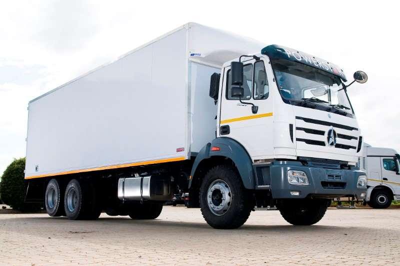 Powerstar Truck-Tractor Single axle Powerstar VX 2527 2019