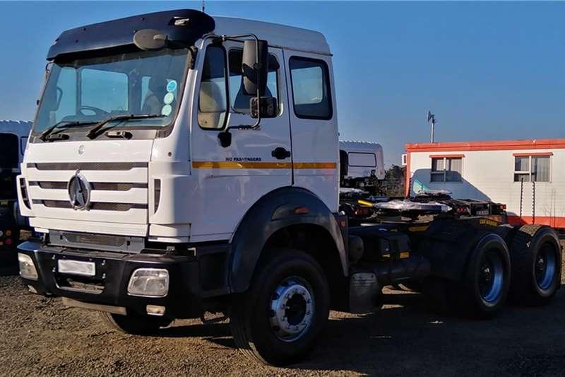 Powerstar Truck tractors POWERSTAR 2642 TRUCK 2014
