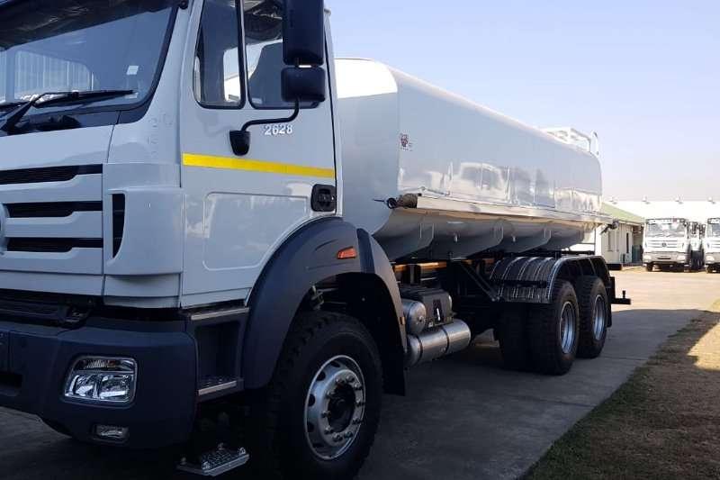 Powerstar Truck Water tanker 16000L Water Tanker 2020