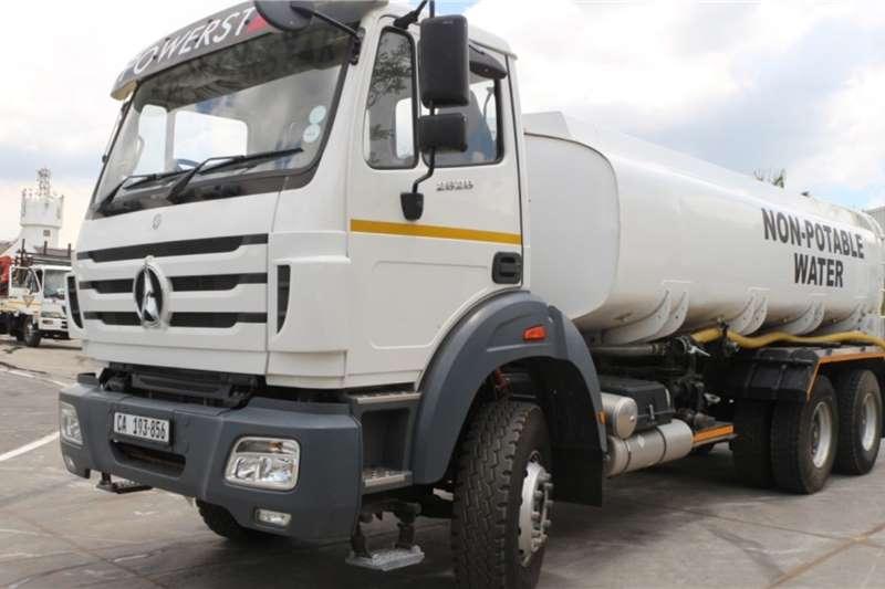 Powerstar Truck Water tanker 2628 18000L Water Tanker 2018