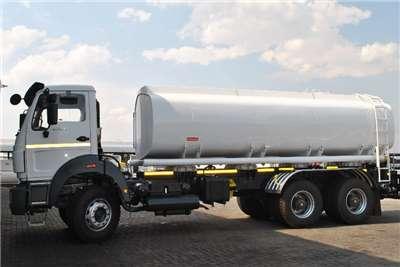 Powerstar Water tanker 2628 6x4 16000L Water Tanker Truck