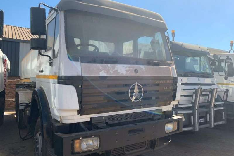 Powerstar Truck Water tanker 4035 (16000L)  View by appointment   3 available 2008