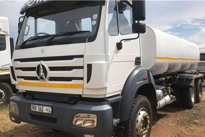 Powerstar 18000lT TANKER Water bowser trucks