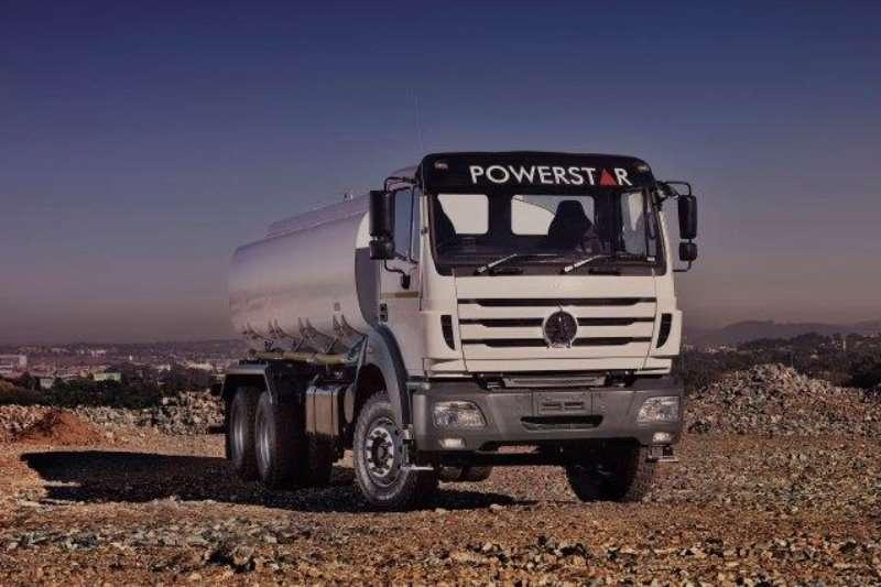 Powerstar Water bowser trucks 2628VX 16000L Watertanker 2020