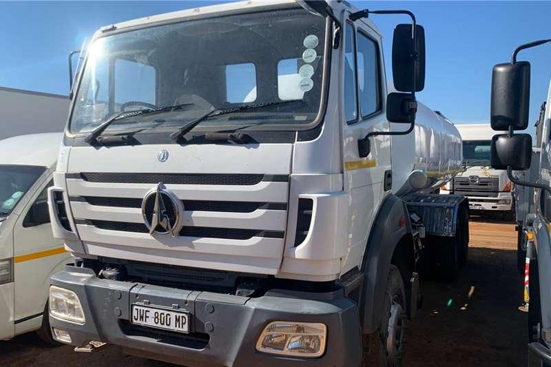 Powerstar 2642 6X4 16,000L (DRINKING WATER) Water bowser trucks