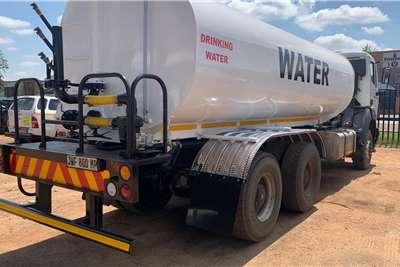 Powerstar 2642 6x4 16000 WATER TRANKER (DRINKING WATER) Water bowser trucks
