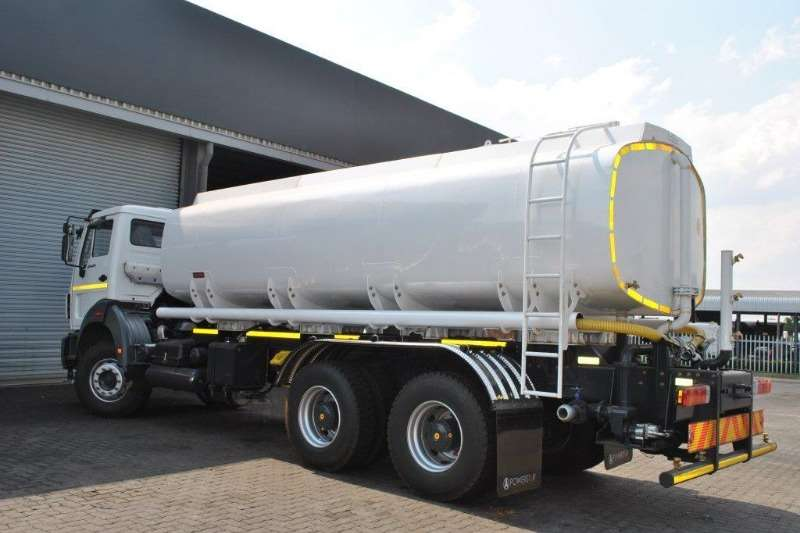 Powerstar Water bowser trucks New 2628 Powerstar 16 000LT Water Tanker 2020