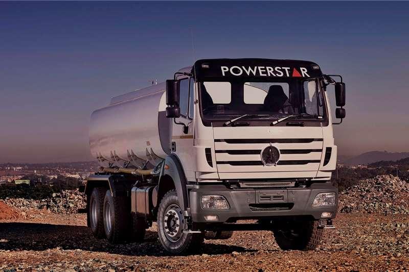 Powerstar Powerstar VX 2628 17 000l Water Tanker Water bowser trucks