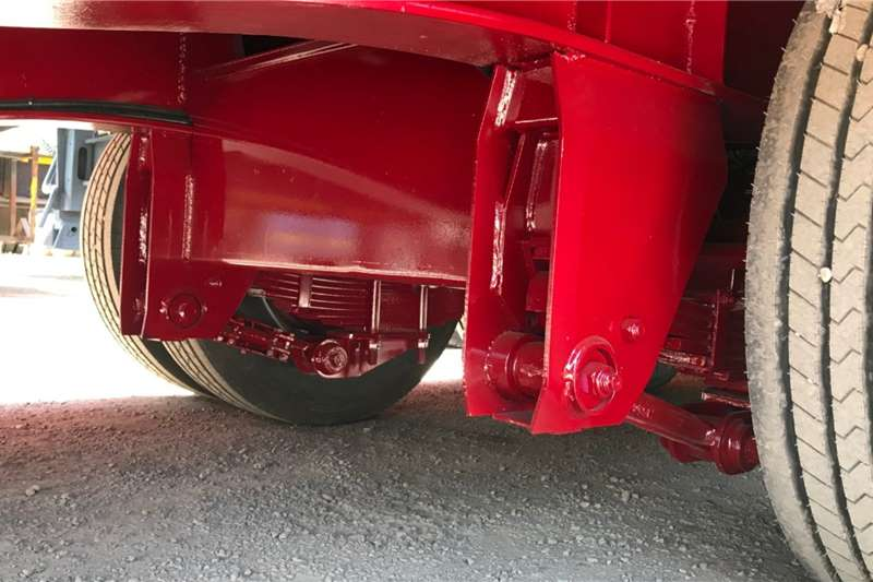 PR Trailers Trailers Stepdeck PR TRAILER TRI AXLE STEP DECK 2020
