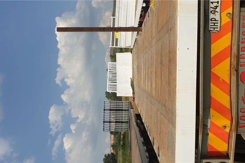 2012 PRBB  Refurbished Flat Deck