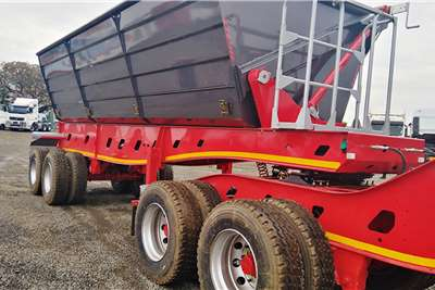 PRBB Side tipper 2020 PRBB 45 CUBE SIDE TIPPER TRAILER *BRAND NEW* Trailers