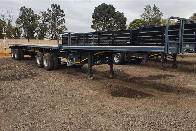 PRBB Superlink 6 x 12m super link trailers Trailers