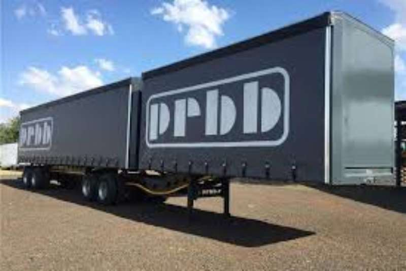 PRBB Trailers Tautliner 2019