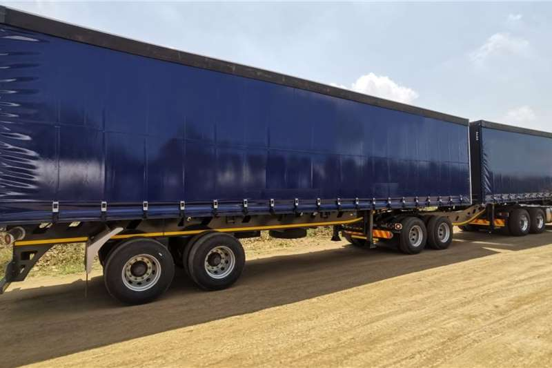 PRBB Trailers Tautliner New Tautliner branded to your specification 2020