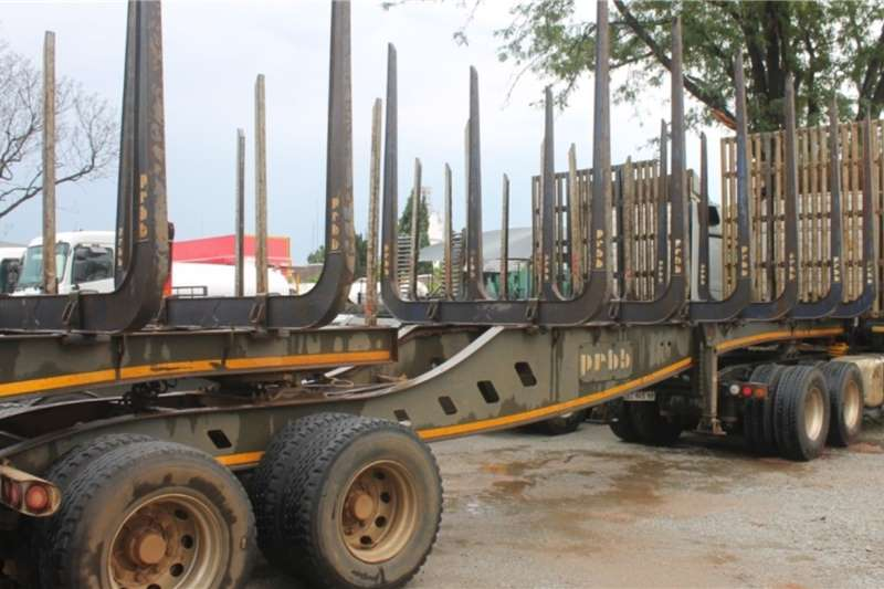 PRBB Trailers Timber Interlink Front & Rear Link 2016
