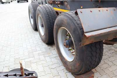 PRBB Tri Axle Drawbar Logger Trailer Trailers