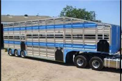 Ramkat Cattle body Trailers