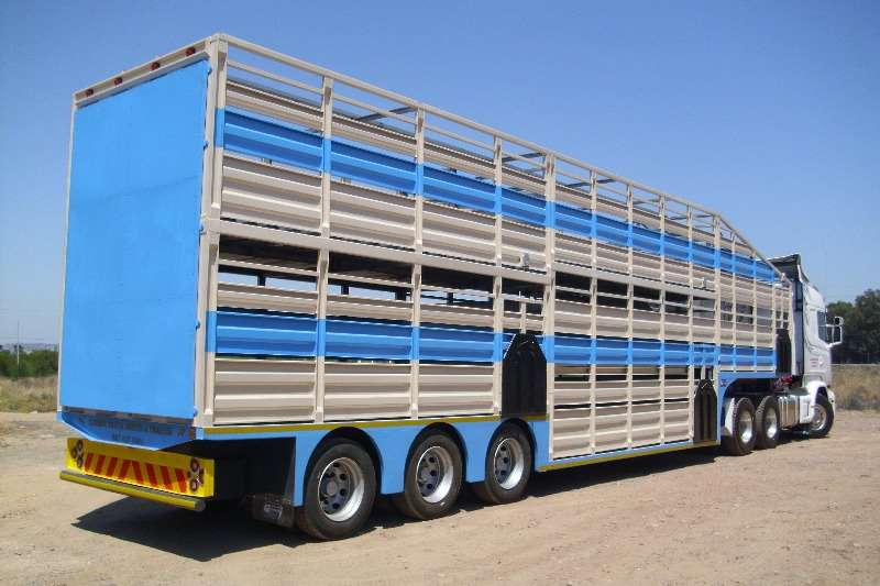 Ramkat Trailers Cattle body 2019