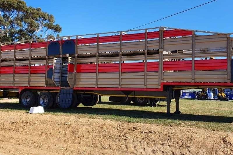 Ramkat Trailers Cattle body 2019