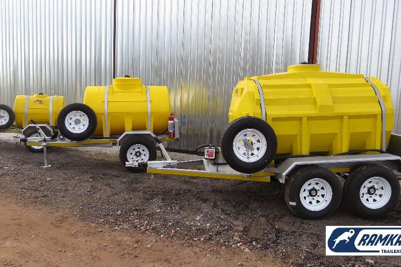 Ramkat Drawbar Trailers