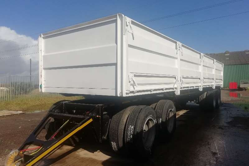 Ramkat Trailers Drawbar 2019