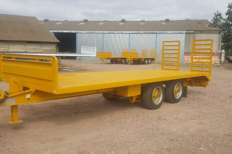 Ramkat Trailers Lowbed 2019