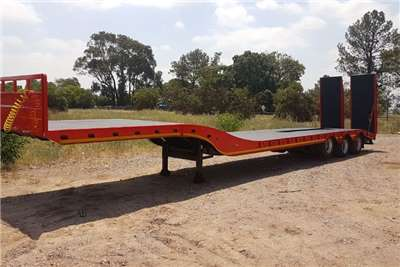 Ramkat Lowbed Trailers