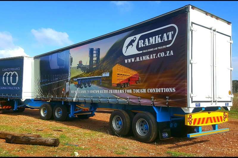 Ramkat Superlink Trailers