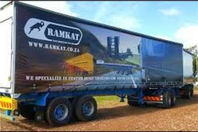 Ramkat Superlink Trailers