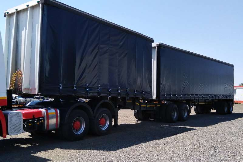 Rapid Trailers Tautliner RAPID SUPERLINK TAUTLIINER 1995