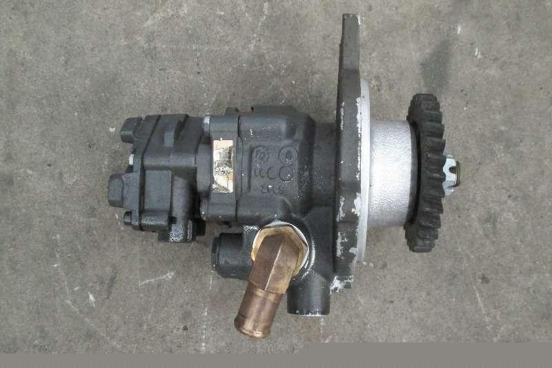 Renault DXi11 Fuel P