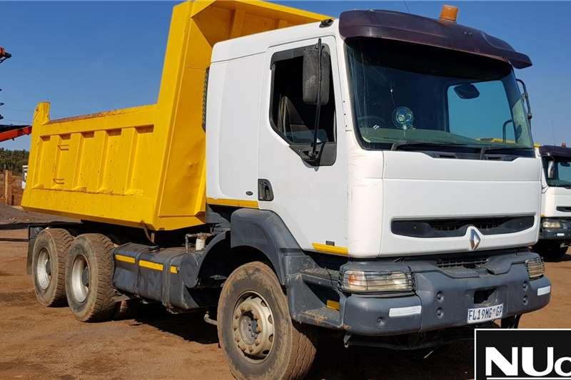 Renault Truck RENAULT KERAX 400 TIPPER TRUCK