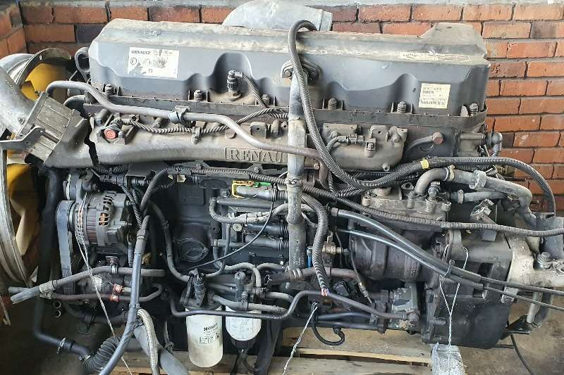 Renault Engines Dx11 Truck spares and parts