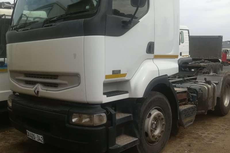 Renault Truck-Tractor Double axle 420DCI 2007
