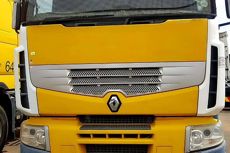 Renault Truck-Tractor Double axle RENAULT 440 DXI HORSE 2010