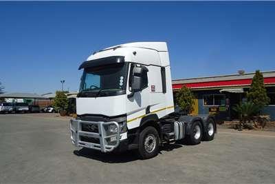 Renault Double axle C440 T/T C/C #6517 Truck tractors