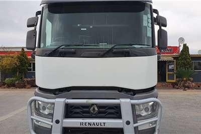 Renault Double axle C440 VOLVO DRIVETRAIN 6X4 #6505 Truck tractors