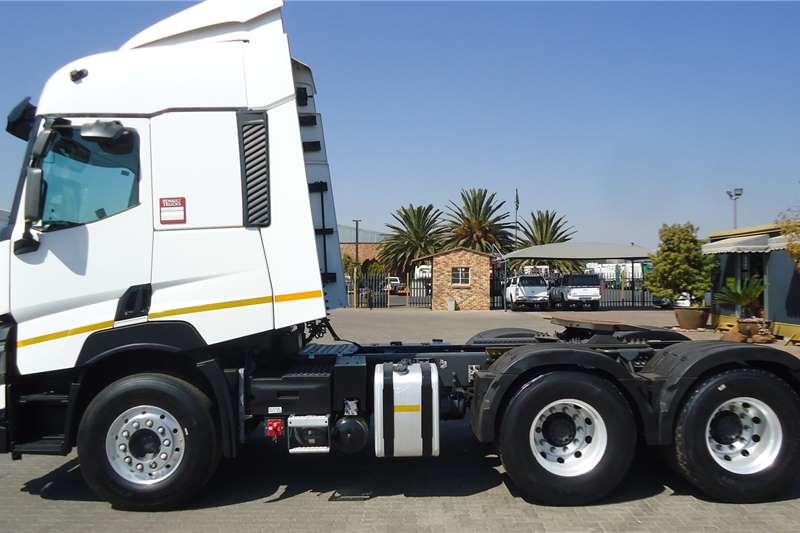 Renault Double axle C440 VOLVO DRIVETRAIN 6X4 #6507 Truck tractors