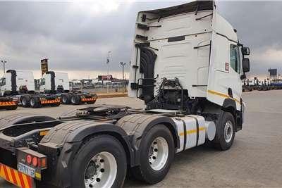 Renault Double axle C440 VOLVO DRIVETRAIN 6X4 #6508 Truck tractors