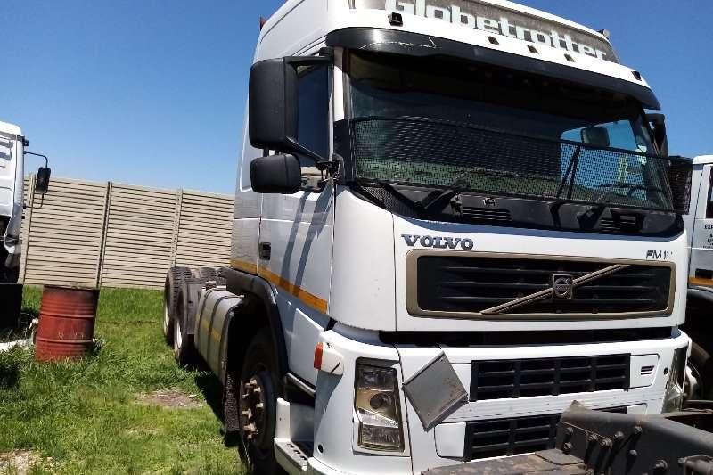 Renault Truck Tractors Double Axle Renault Kerax 420 2008