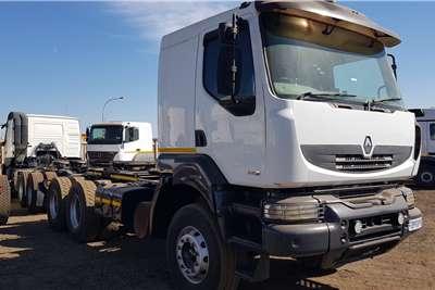 Renault Double axle RENAULT KERAX 440DXI 6X4 TRUCK TRACTOR Truck tractors