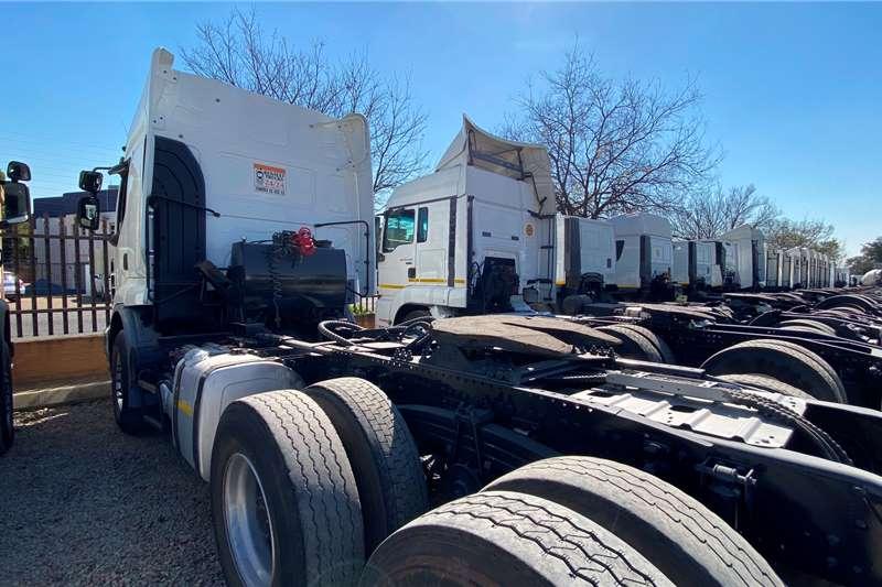 Renault Double axle RENAULT PREMIUM 440/26 MAN SPRING HI T/T C/C Truck tractors