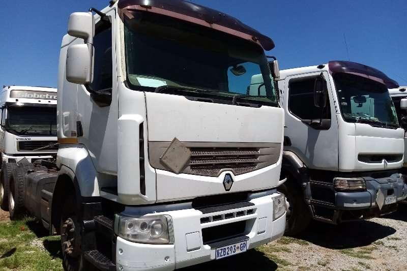 Renault Truck Tractors Double Axle Renault Premium Lander 440 2009