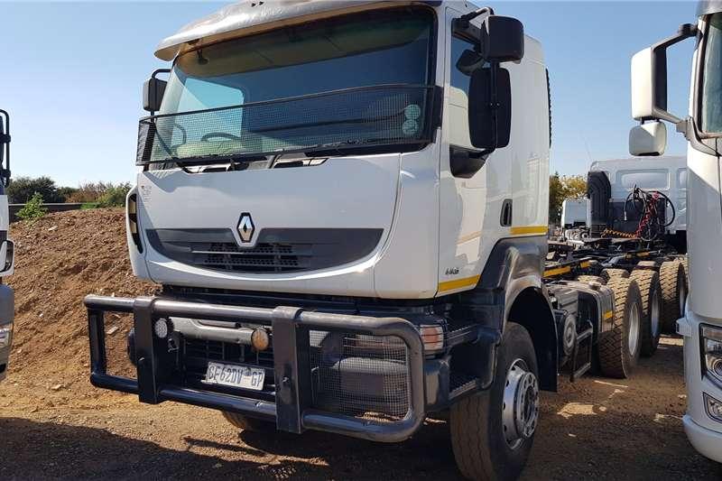 Renault Kerax 440 Dxi Volvo Drivetrain Truck tractors