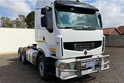 Renault Premium Lander DXI 440 + hydraulics Truck tractors