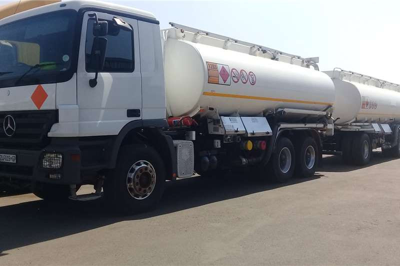 Rigid - tanker USED RIGID TANKER FOR SALE