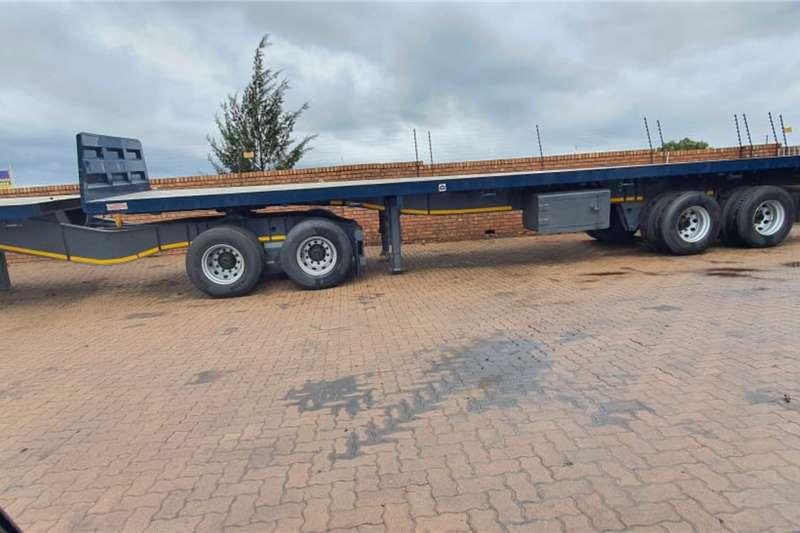Roadhog Road Hog Superlink Flat Deck Trailer Flatdeck trailer